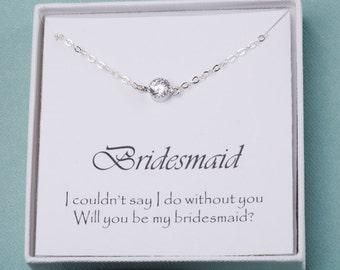 15% OFF,Set of 9,Tiny dot,Small Karma,Diamond cut tiny dot Necklace,Bridesmaid gifts,Wedding Bridal Jewelry