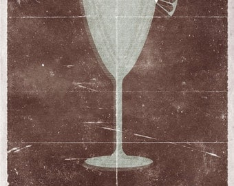 Hold the Umbrella Summer Cocktail Bar & Kitchen Distressed Wall Decor Product Options and Pricing via Dropdown Menu