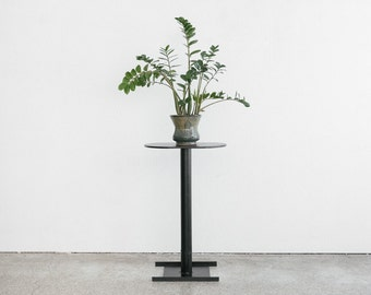 Industrial Bar Table / Plant Stand
