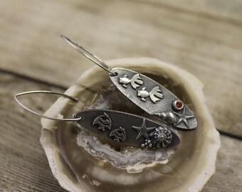 Ocean Treasure Earrings