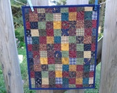 Reserved for Martin Little Scrap Quilt 0815-03