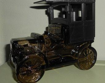 Vintage Avon Model T Ford Bottle