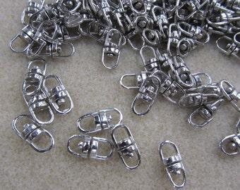 swivel links swivel connectors platinum links quantity discount