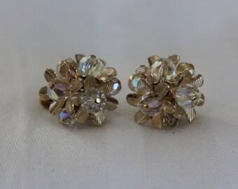 Vendome Clip-on Earrings