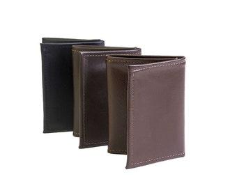 Deluxe Tri-fold Wallet