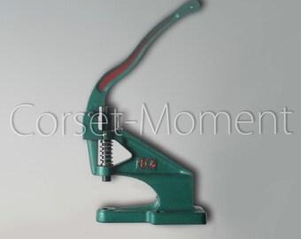 Heavy Duty Hand Press Grommet Punch Machine,Studs,Buttons,Corset Eyelets Setter