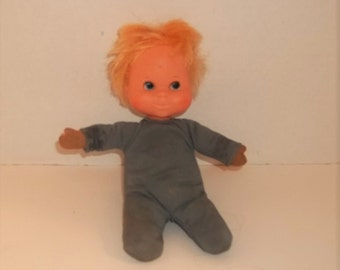 Vintage 1976 Milton Bradley Co. Doll by Amsoco Ind.