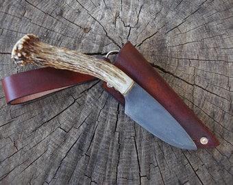 Antler Patch Knife