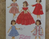 """18"""" Doll Clothes Butterick Pattern B6265"""
