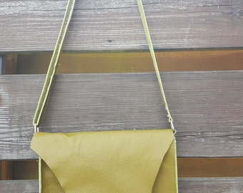 Little Bag in Lime