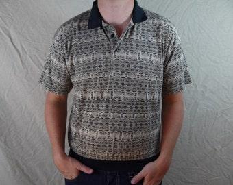 Vintage Member's Only Shirt