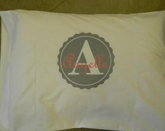 Personalize Pillowcase