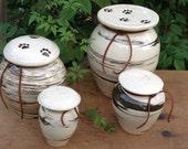 Wednesday Kaplan Special Order Birchware Urn