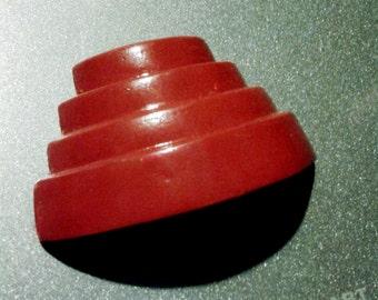 DEVO Energy Dome magnet. 80's punk rock helmet hat FanArt