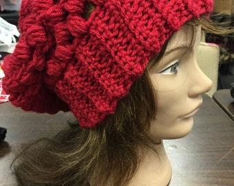 Hand Crochet Slouch Hats