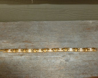 Vintage Joan Rivers Tennis Bracelet