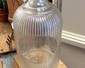 Vintage Gallon Glass Jug