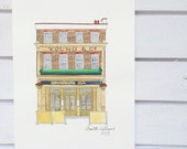 Hammersmith Ram - Original Watercolour