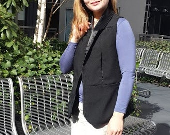 Innovative, Stylish + Savvy Multi-Pocket Vest