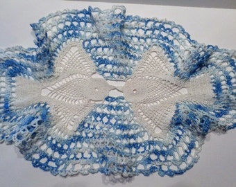 Crochet Dove Etsy