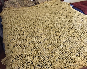 Ready to ship - absolutely gorgeous afghan!!!