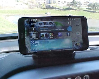 Car or Desk Mounted Smartphone / iPhone Stand