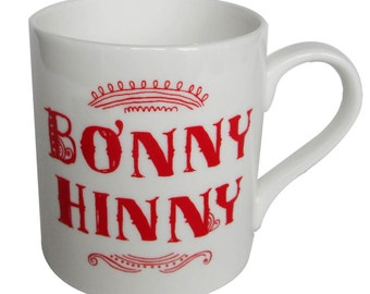 Bonny Hinny fine bone china mug