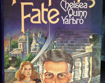 Book, Tempting Fate by Chelsea Quinn Yarbro.