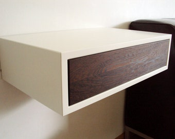 Wall drawer Wenge