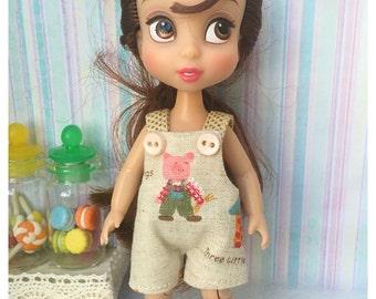 "Mini Disney Animator Outfit : ""Sweet Pig Jumpsuit"" (Jumpsuit)"