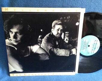 "Vintage, John Cougar Mellencamp - ""The Lonesome Jubilee"", Vinyl LP, Record Album, Original 1987 Press, Cherry Bomb, Paper In Fire"