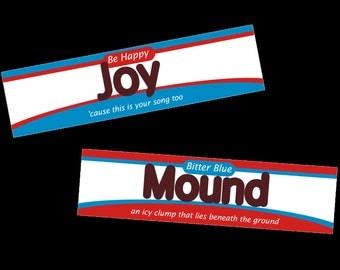 Phish Mound/Joy Pins