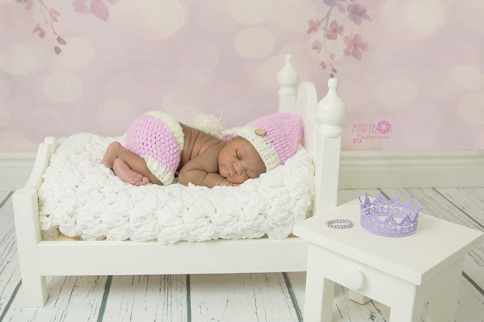 Sale Madison Newborn Bed Photography Prop All American Doll