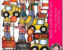 Melonheadz: Road Construction COMBO PACK