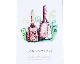 MSU Cowbell