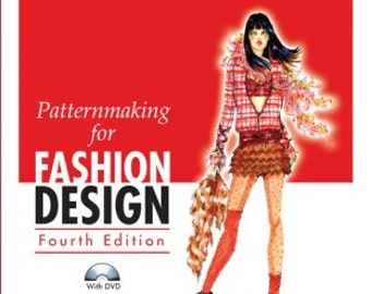 Patternmaking for Fashion Design and DVD Package ( With DVD ) (English) 4th Edition(Paperback)