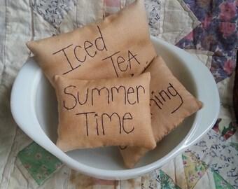 Primitive Summer Time Bowl Fillers