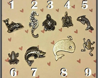 Made to order! Pick your favorite sea creature plugs!