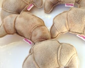Organic Catnip Croissant Toy for Cats