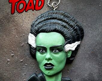 The Bride Of Frankenstein (pendant only)