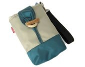 Nappy Pouch / Diaper Pouch / Dad Bag / New Dad Gift / Small Nappy Bag / Small Changing Bag / Baby Change Bag / New Baby Gift / Dad Changing