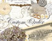 Custom Listing for Nicole Nixon