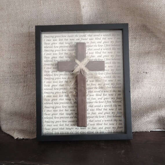 Decorative cross wall decor christian home amazing by raggedyree Home decor wall crosses