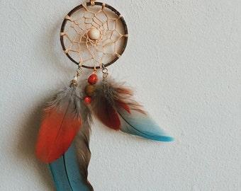 BrazilArte Handmade Dream Catcher // mini