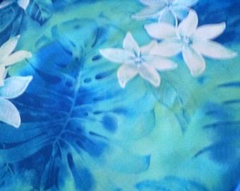 Tropical Lagoon--hula pa'u for girls, hula skirt.