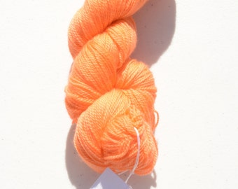 Tangerine Dream Sock Yarn