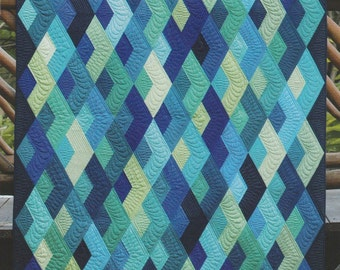 Boomerang by Jaybird Quilts, DIY Quilt Pattern
