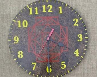 "12.5"" Wall clock"