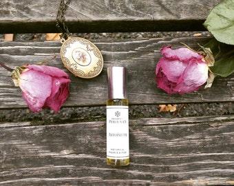 Pemberley: A Jane Austen Inspired Perfume - Hyacinth, Peony, Rosewood, Honeysuckle, Cedarwood