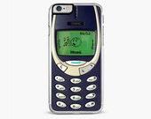 Retro Mobile iPhone 6 / 6S Case, Prank Nokia iPhone 6 / 6S Plus Case